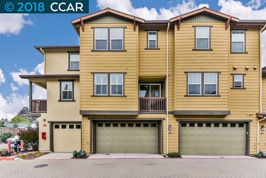 تاون هاوس للـ Sale في 818 El Paseo Circle 818 El Paseo Circle Walnut Creek, California 94597 United States