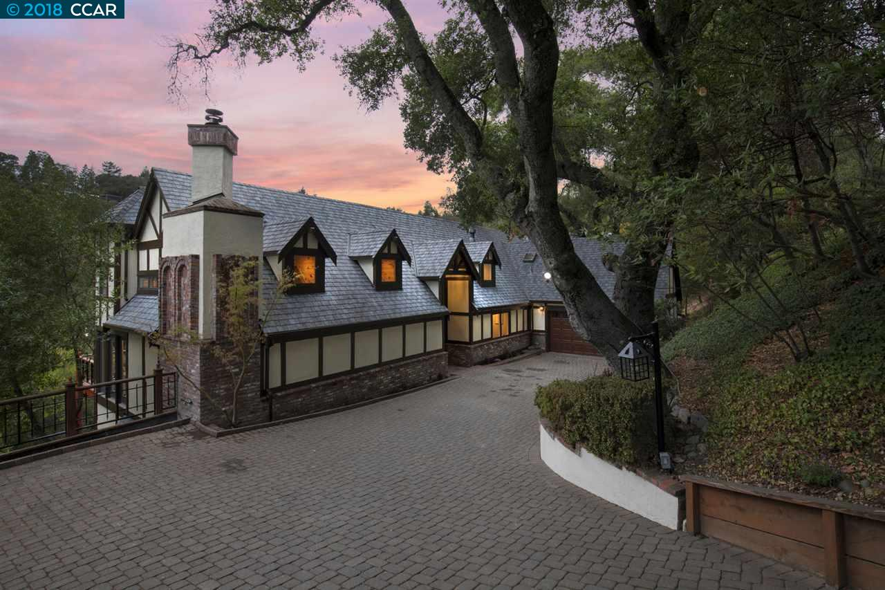 Single Family Home for Sale at 11 Charles Hill Road 11 Charles Hill Road Orinda, California 94563 United States