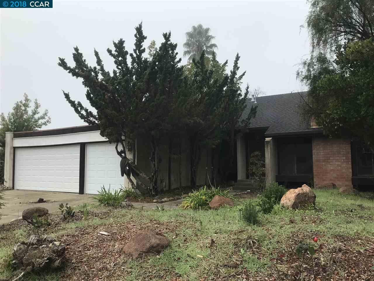 Частный односемейный дом для того Продажа на 2745 Lavender Drive 2745 Lavender Drive Walnut Creek, Калифорния 94596 Соединенные Штаты