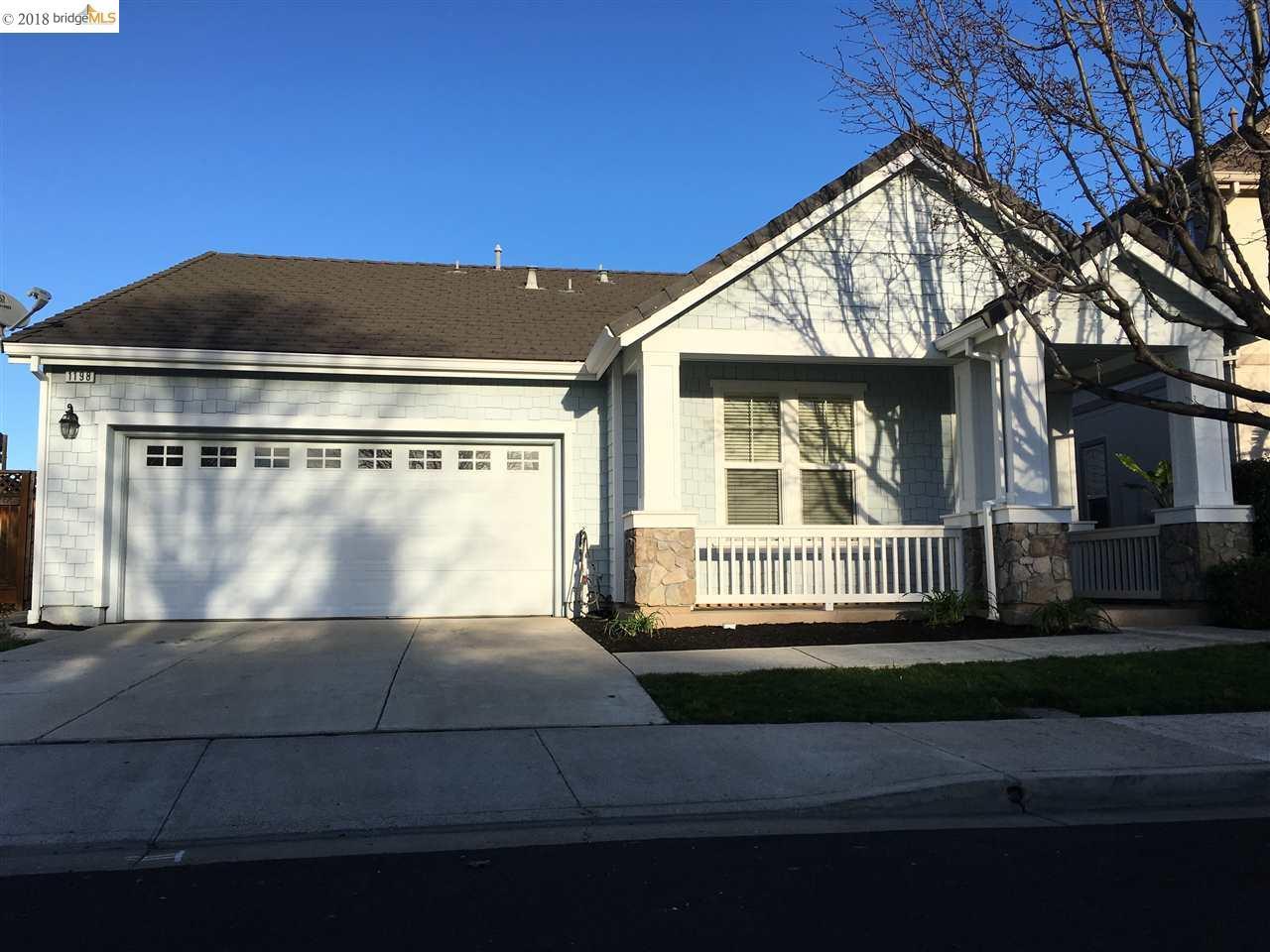 1198 Saratoga Pl, BRENTWOOD, CA 94513