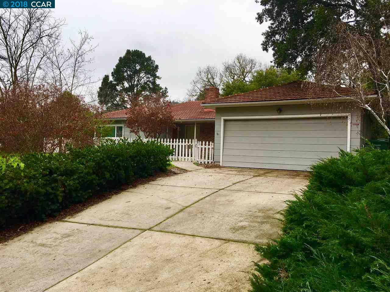 獨棟家庭住宅 為 出售 在 84 Davis Road 84 Davis Road Orinda, 加利福尼亞州 94563 美國