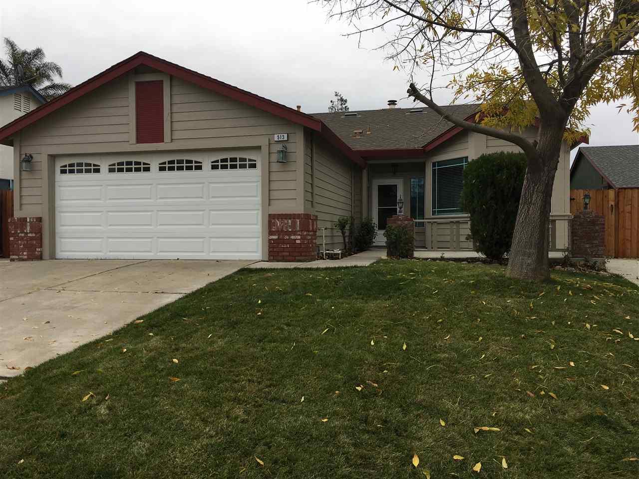 واحد منزل الأسرة للـ Rent في 513 Soda Rock Place 513 Soda Rock Place Oakley, California 94561 United States