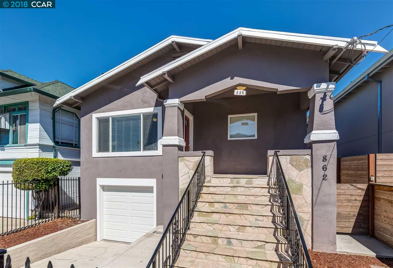 862 46Th St | OAKLAND | 1144 | 94608
