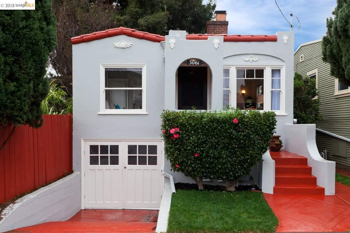 3061 Dakota St | OAKLAND | 800 | 94602