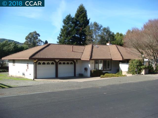 Single Family Home for Sale at 6000 Hillside Drive 6000 Hillside Drive El Sobrante, California 94803 United States