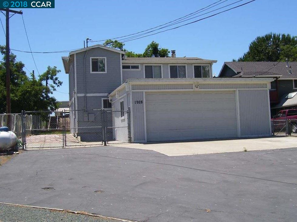 Single Family Home for Sale at 1928 Taylor Road 1928 Taylor Road Bethel Island, California 94511 United States