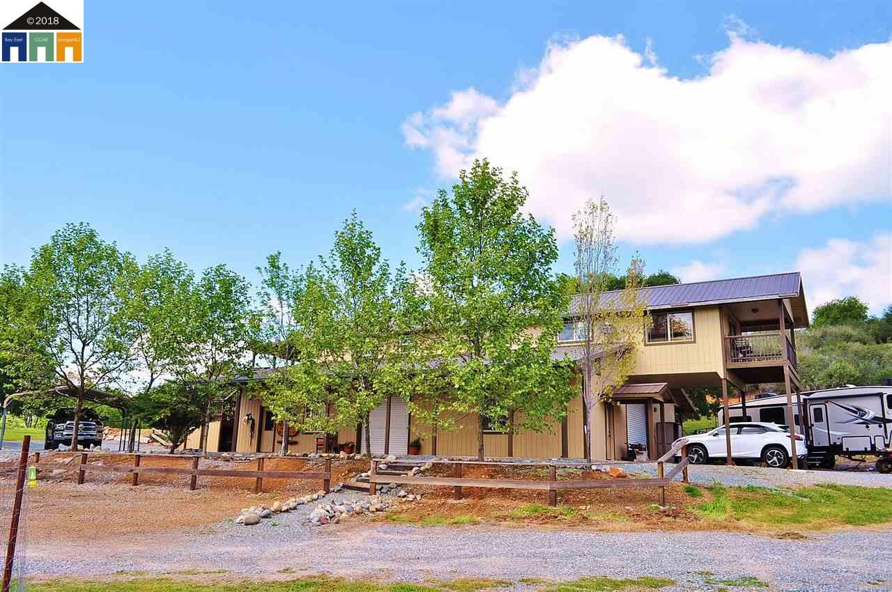 獨棟家庭住宅 為 出售 在 1652 Sorrel Way 1652 Sorrel Way Angels Camp, 加利福尼亞州 95222 美國