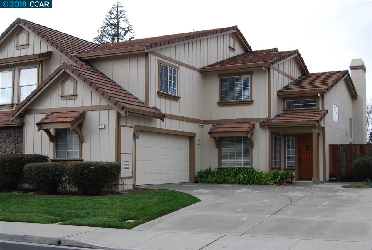 واحد منزل الأسرة للـ Rent في 3729 Rose Rock Circle 3729 Rose Rock Circle Pleasanton, California 94588 United States