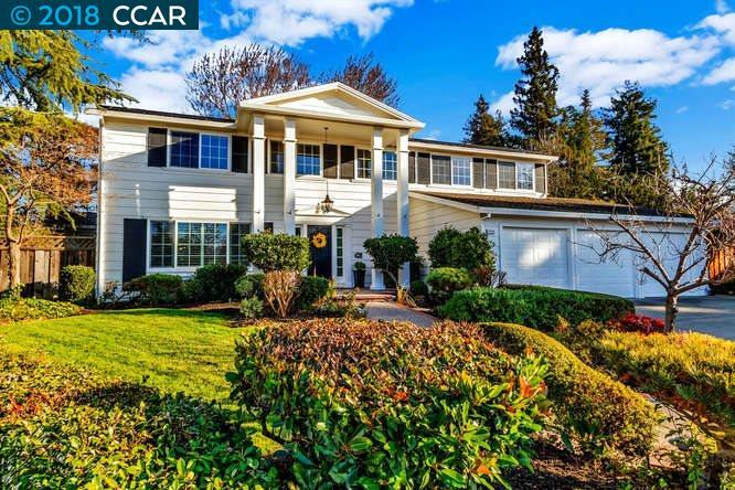 一戸建て のために 売買 アット 920 Cochise Court 920 Cochise Court Walnut Creek, カリフォルニア 94598 アメリカ合衆国