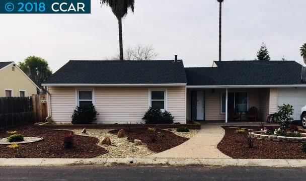 Single Family Home for Sale at 1521 Lexington Road 1521 Lexington Road Concord, California 94520 United States