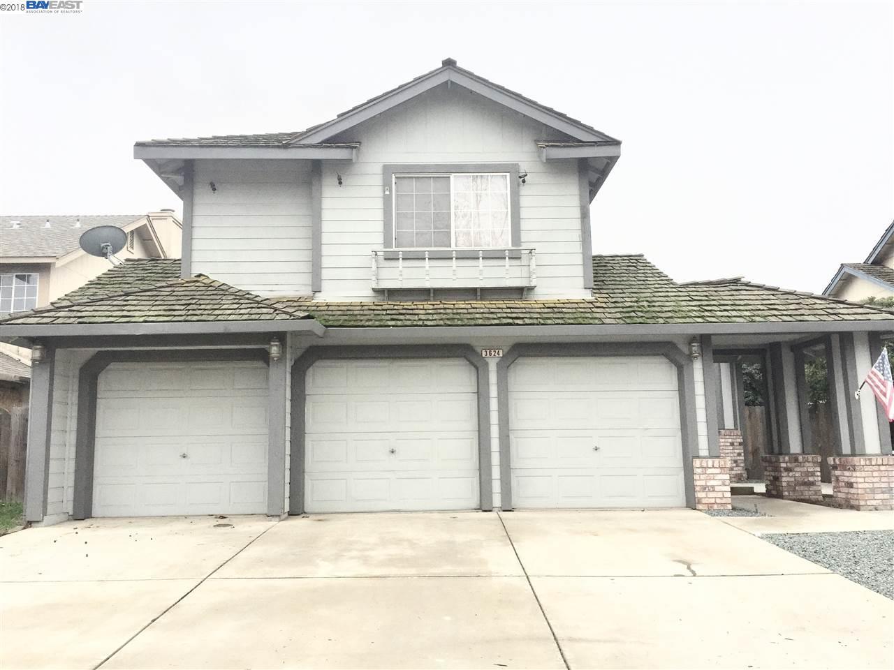 Einfamilienhaus für Verkauf beim 3624 Beresford Drive 3624 Beresford Drive Modesto, Kalifornien 95357 Vereinigte Staaten