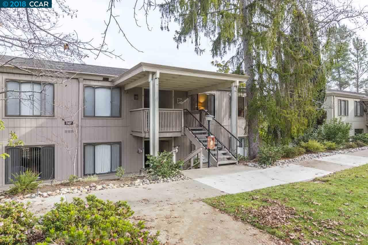 Condominium for Sale at 1147 Running Springs Road 1147 Running Springs Road Walnut Creek, California 94595 United States