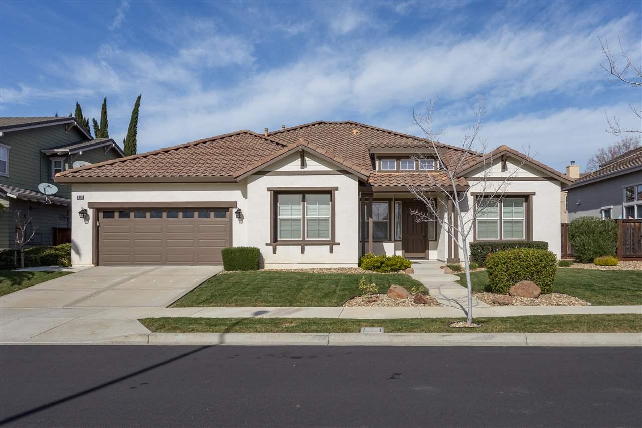 Single Family Home for Rent at 2613 Presidio Drive 2613 Presidio Drive Brentwood, California 94513 United States