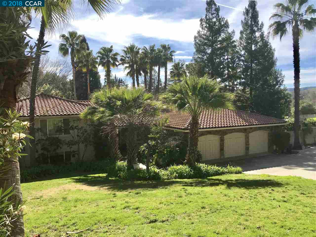 Single Family Home for Sale at 2315 CABALLO RANCHERO 2315 CABALLO RANCHERO Diablo, California 94528 United States