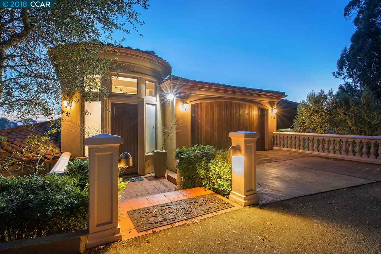 Single Family Home for Sale at 6905 Elverton 6905 Elverton Oakland, California 94611 United States