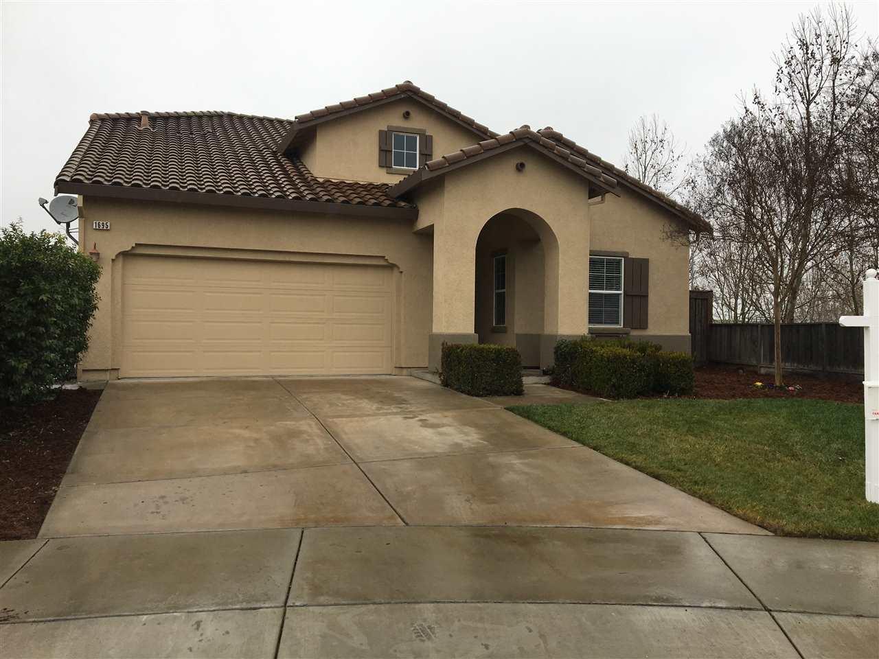 1695 Sycamore Drive 1695 Sycamore Drive Oakley, California 94561 United States