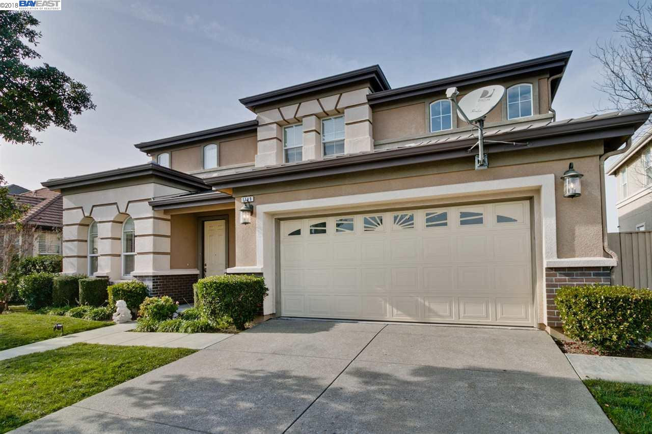 Single Family Home for Sale at 1149 Platinum Street 1149 Platinum Street Union City, California 94587 United States