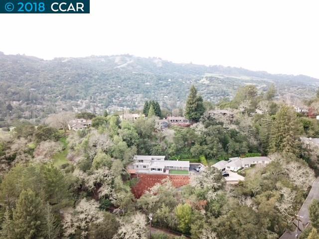 一戸建て のために 売買 アット 175 Camino Don Miguel 175 Camino Don Miguel Orinda, カリフォルニア 94563 アメリカ合衆国