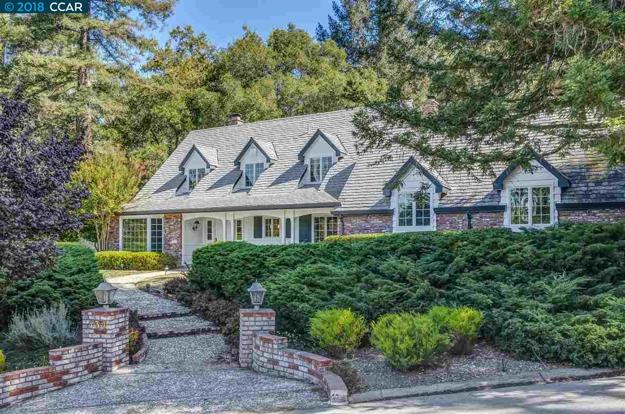 واحد منزل الأسرة للـ Rent في 534 Miner Road 534 Miner Road Orinda, California 94563 United States