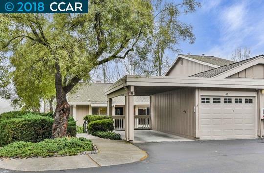 Condominio por un Venta en 955 Terra California Drive 955 Terra California Drive Walnut Creek, California 94595 Estados Unidos