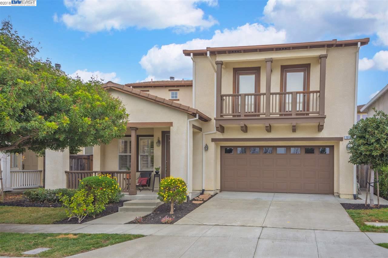 Single Family Home for Sale at 1012 Shorebird Drive 1012 Shorebird Drive Hercules, California 94547 United States