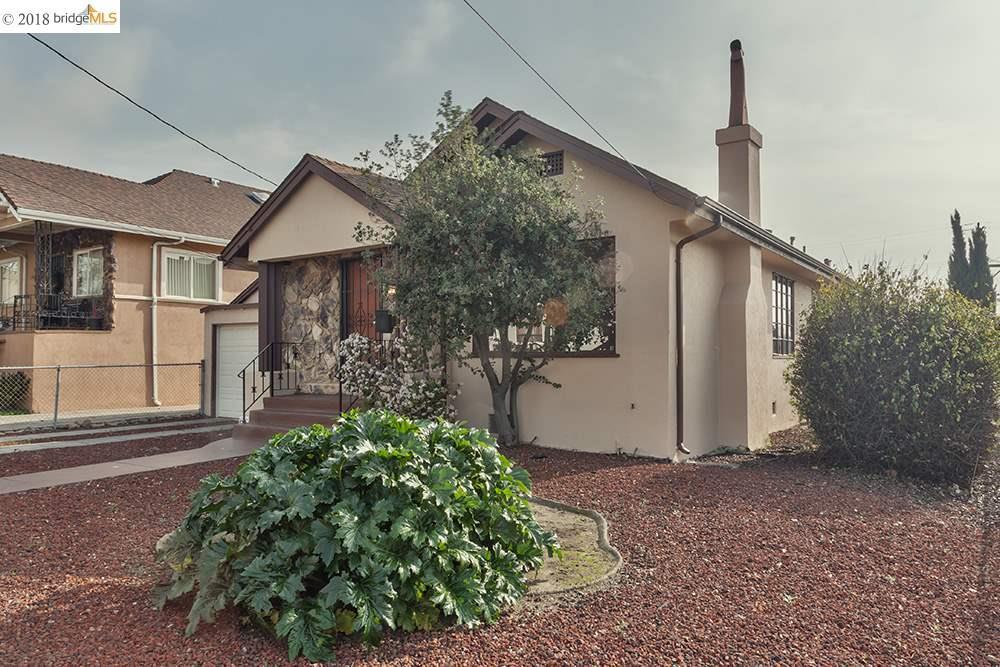 Maison unifamiliale pour l Vente à 2000 86Th Avenue 2000 86Th Avenue Oakland, Californie 94621 États-Unis