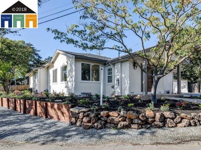 Single Family Home for Sale at 295 Oakvue Lane 295 Oakvue Lane Pleasant Hill, California 94523 United States