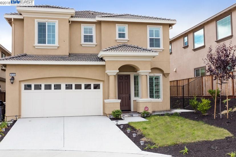 一戸建て のために 売買 アット 9778 Sara Ann Court 9778 Sara Ann Court Dublin, カリフォルニア 94568 アメリカ合衆国