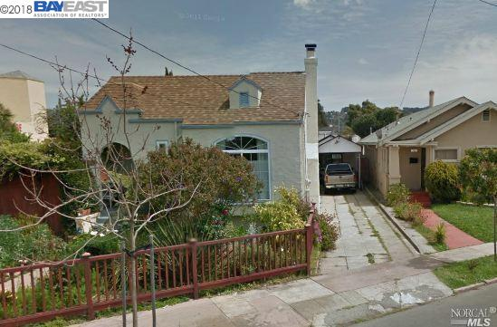 Single Family Home for Rent at 764 Wilson Avenue 764 Wilson Avenue Richmond, California 94805 United States