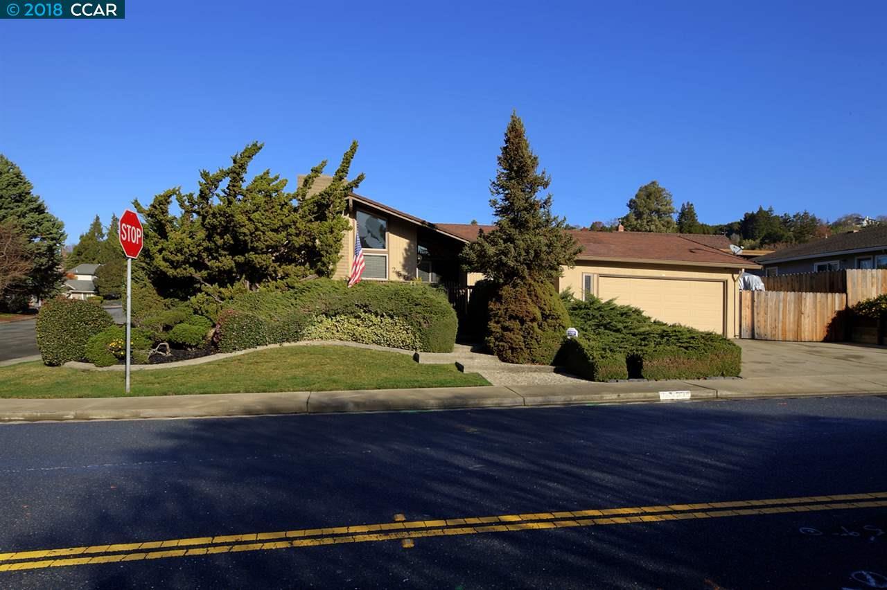 Частный односемейный дом для того Продажа на 2501 Simas Avenue 2501 Simas Avenue Pinole, Калифорния 94564 Соединенные Штаты