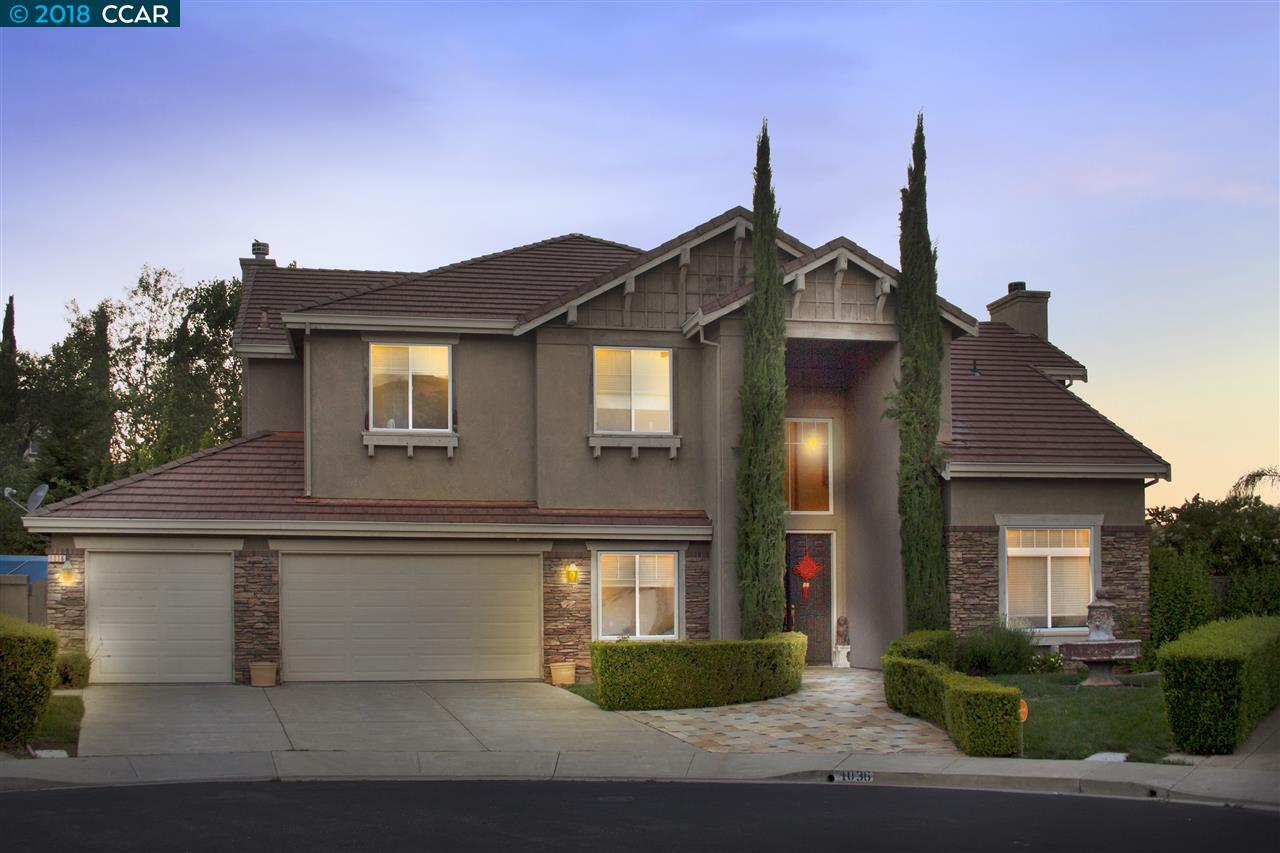 Single Family Home for Rent at 1036 Barkwood Court 1036 Barkwood Court Concord, California 94521 United States