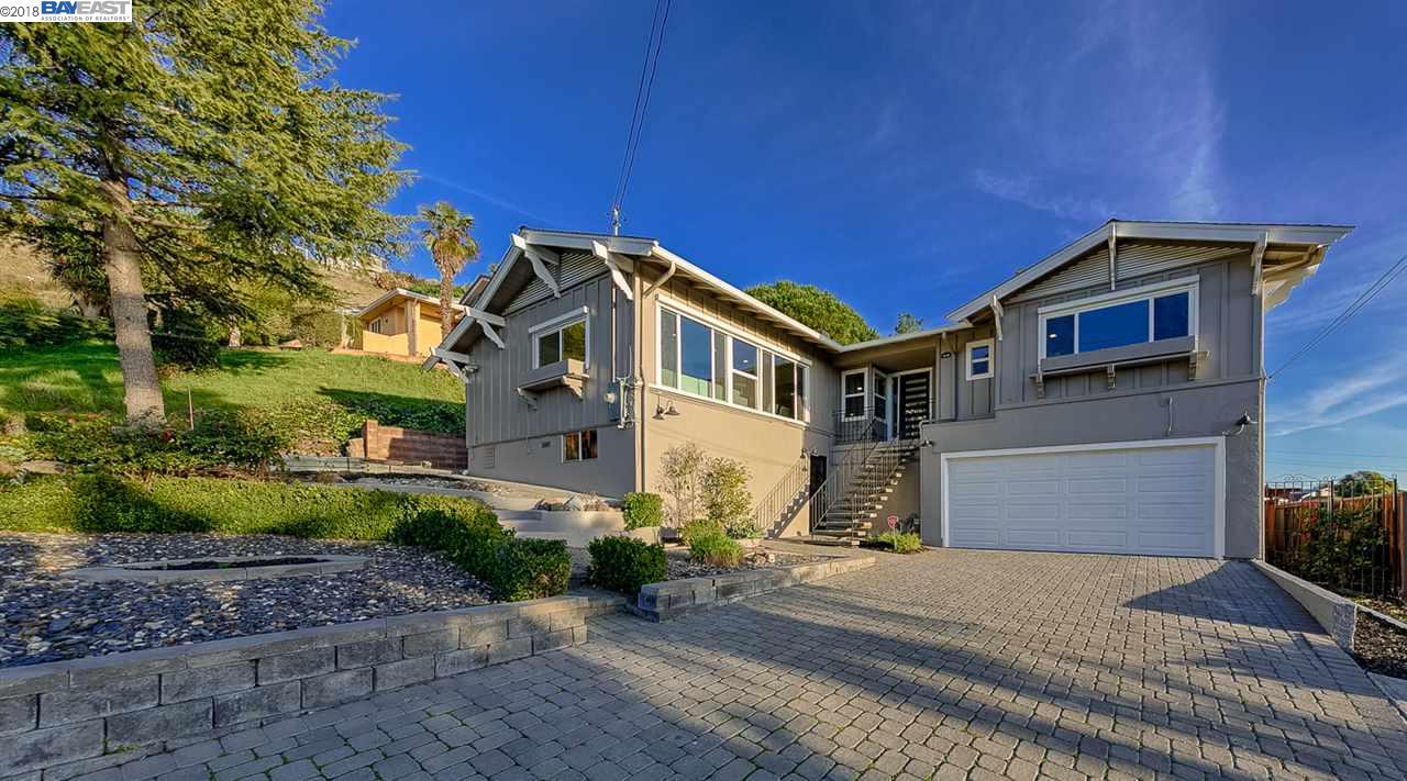 Einfamilienhaus für Verkauf beim 1473 Montrose Drive 1473 Montrose Drive San Leandro, Kalifornien 94577 Vereinigte Staaten