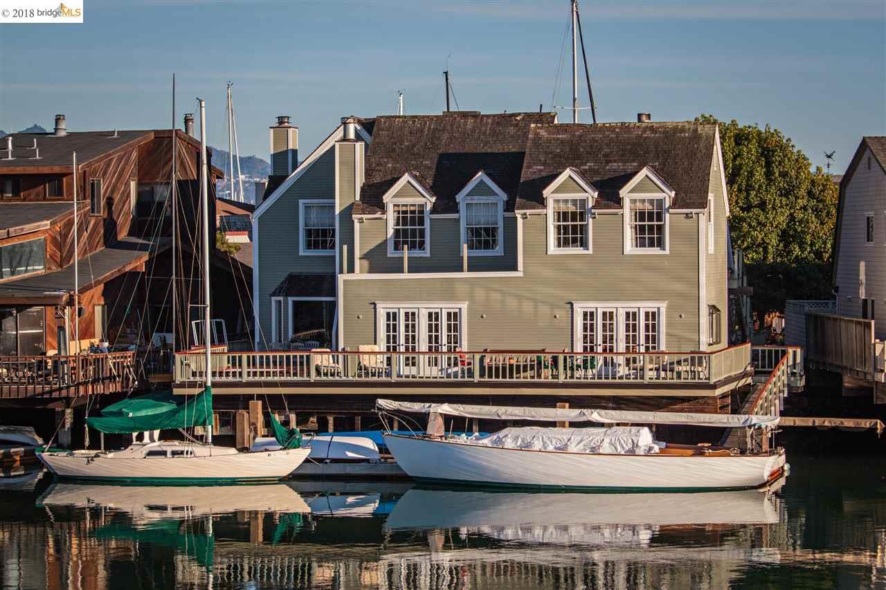 واحد منزل الأسرة للـ Sale في 1311 Sanderling Island 1311 Sanderling Island Point Richmond, California 94801 United States
