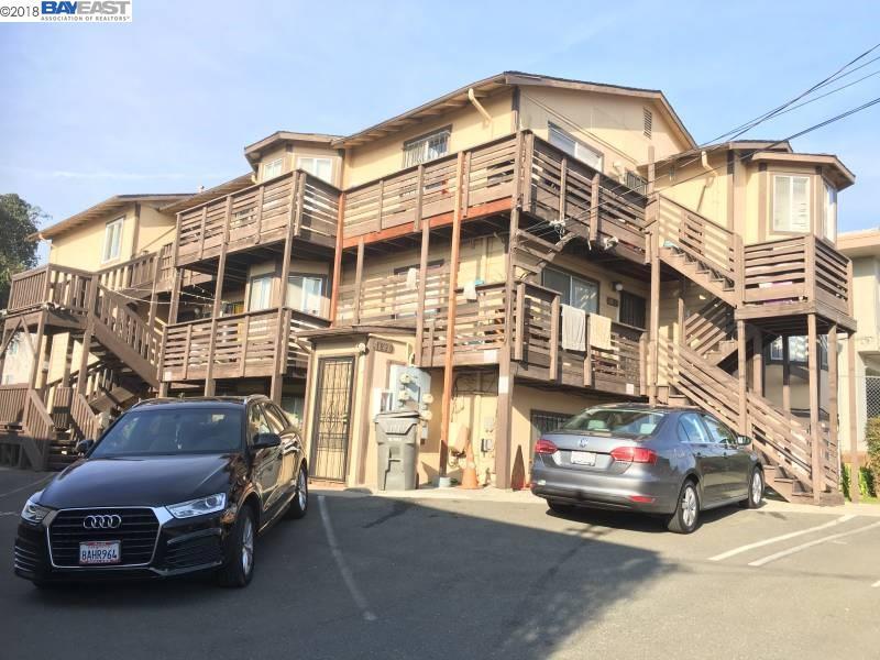 Maison avec plusieurs logements pour l Vente à 1829 8Th Avenue 1829 8Th Avenue Oakland, Californie 94606 États-Unis