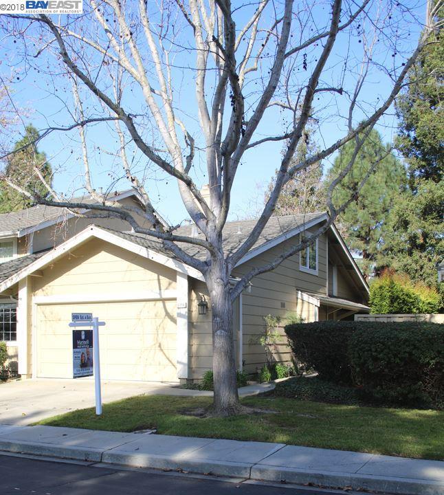 Maison accolée pour l Vente à 4838 Balthazar Terrace 4838 Balthazar Terrace Fremont, Californie 94555 États-Unis