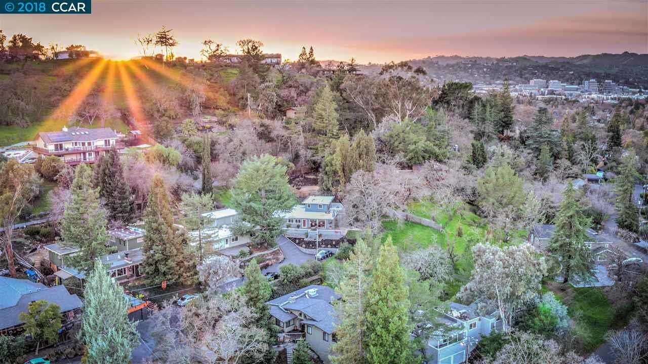 Casa Unifamiliar por un Venta en 5 La Mesa Lane 5 La Mesa Lane Walnut Creek, California 94598 Estados Unidos