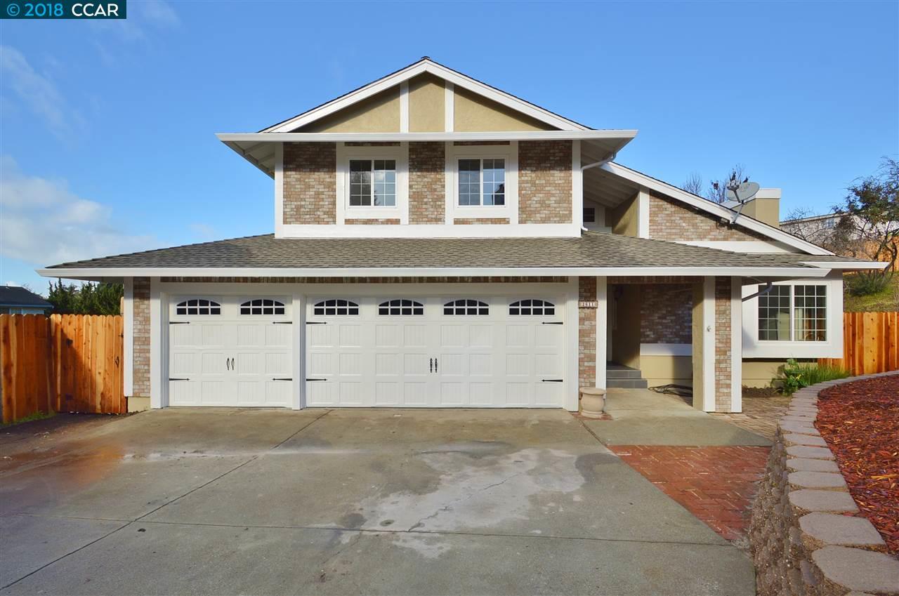 獨棟家庭住宅 為 出售 在 2611 Vale Road 2611 Vale Road San Pablo, 加利福尼亞州 94806 美國
