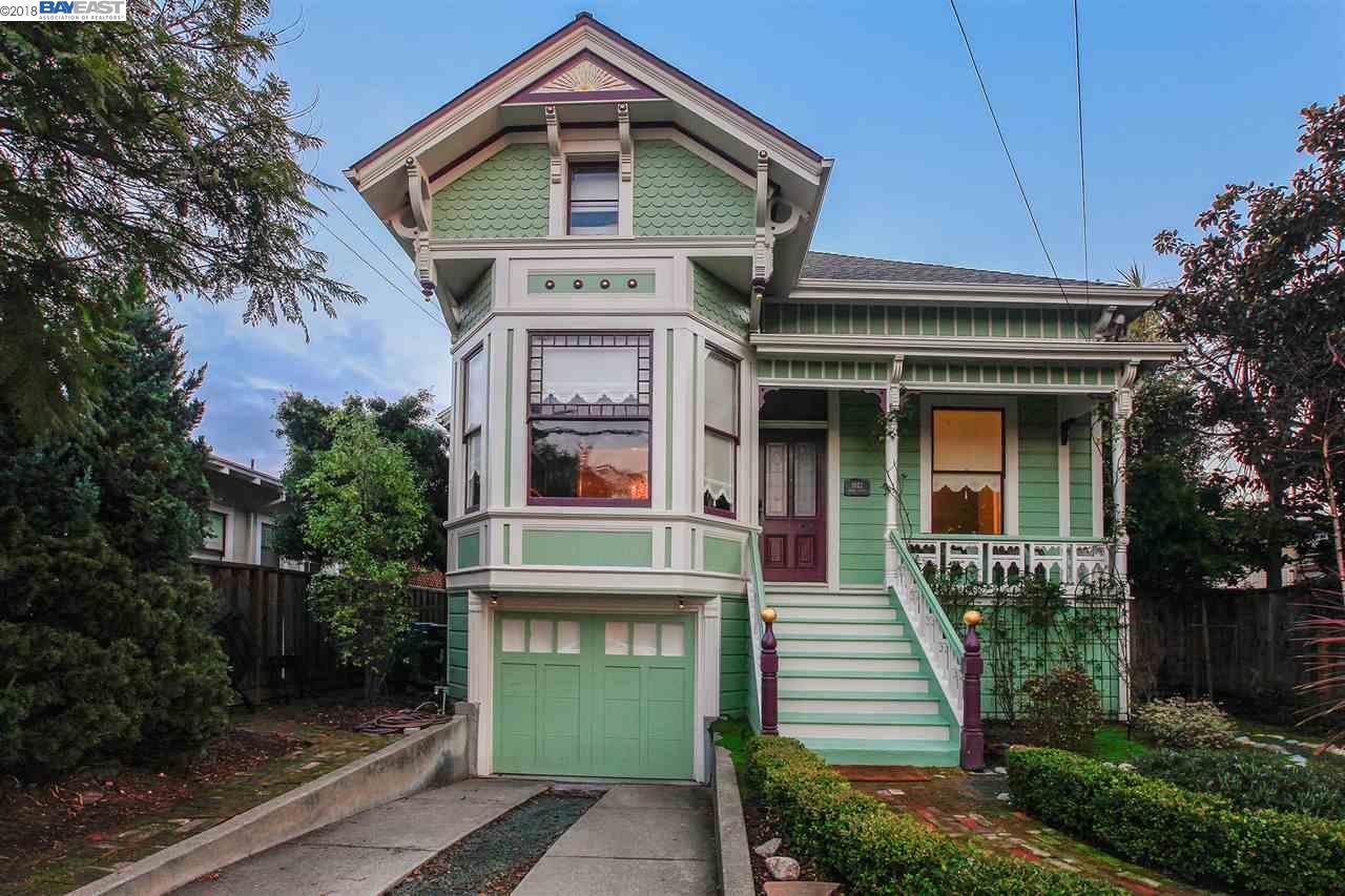 一戸建て のために 売買 アット 1522 Pearl Street 1522 Pearl Street Alameda, カリフォルニア 94501 アメリカ合衆国