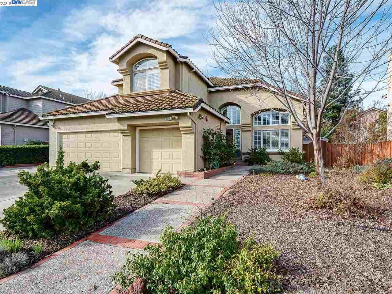 واحد منزل الأسرة للـ Sale في 4612 Sarah Court 4612 Sarah Court Livermore, California 94550 United States