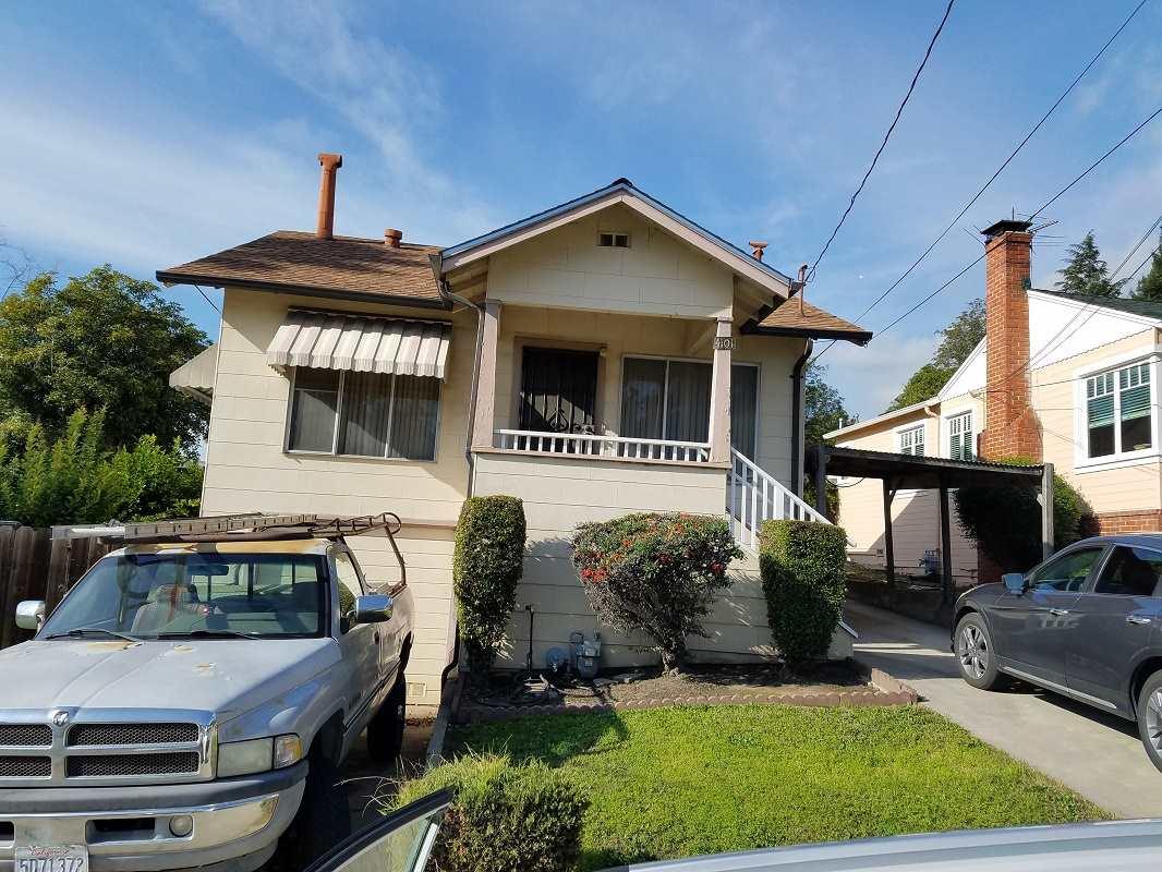 واحد منزل الأسرة للـ Sale في 4101 Kuhnle Avenue 4101 Kuhnle Avenue Oakland, California 94605 United States