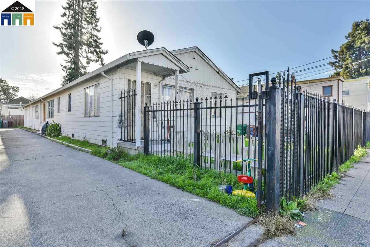 Multi-Family Home for Sale at 1632 46Th Avenue 1632 46Th Avenue Oakland, California 94601 United States