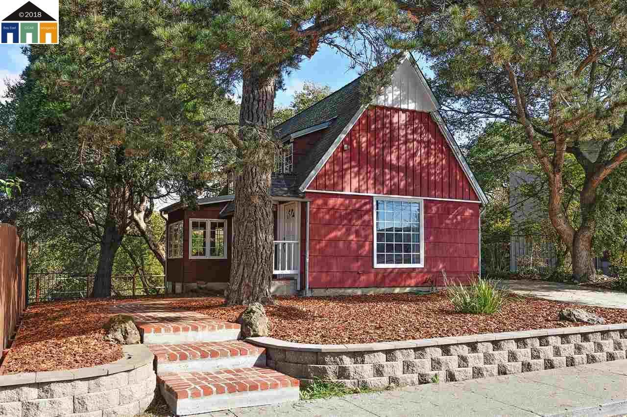 一戸建て のために 売買 アット 6207 Bernhard Avenue 6207 Bernhard Avenue Richmond, カリフォルニア 94805 アメリカ合衆国
