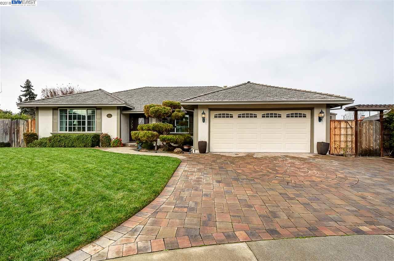 Single Family Home for Sale at 7473 Muirwood Court 7473 Muirwood Court Pleasanton, California 94588 United States