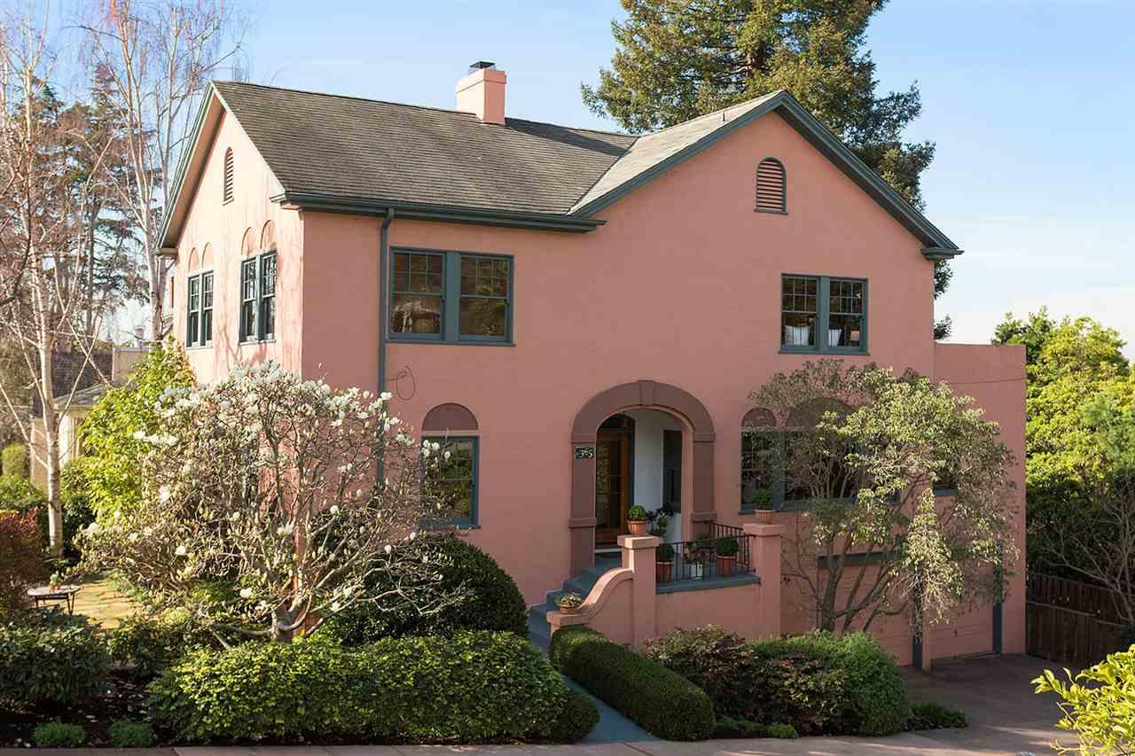 واحد منزل الأسرة للـ Sale في 365 San Carlos Avenue 365 San Carlos Avenue Piedmont, California 94611 United States