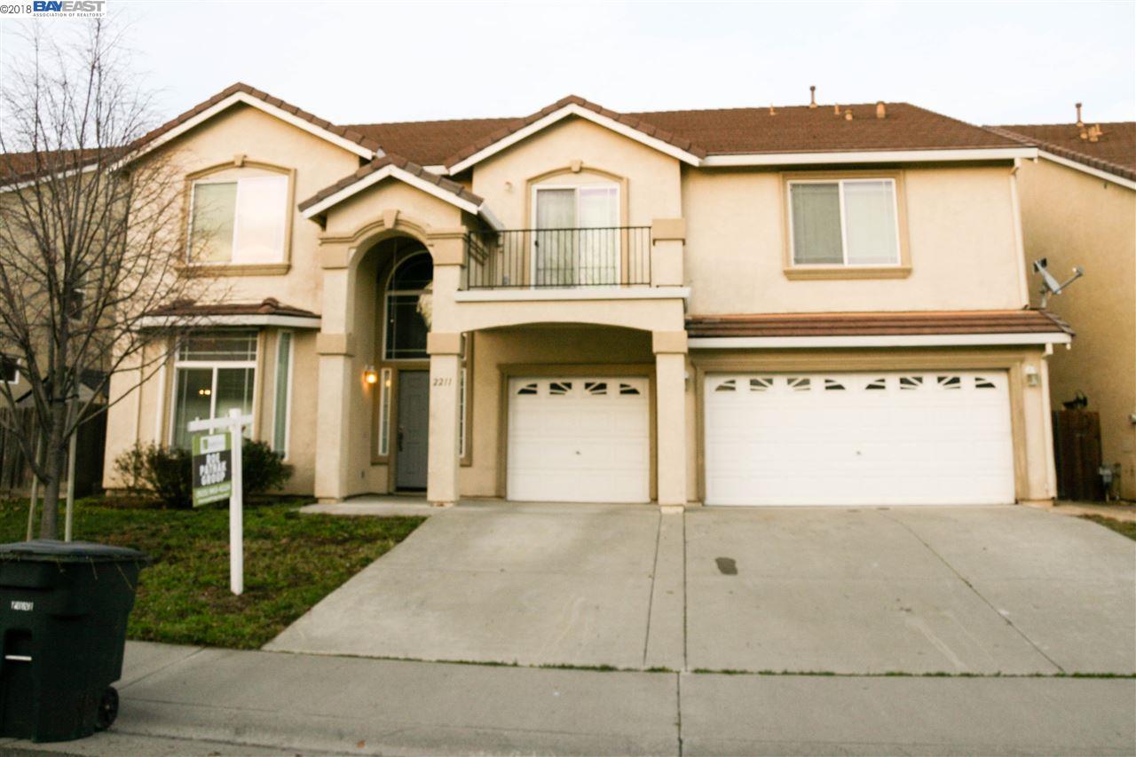 一戸建て のために 売買 アット 2211 Citrine Way 2211 Citrine Way Sacramento, カリフォルニア 95834 アメリカ合衆国