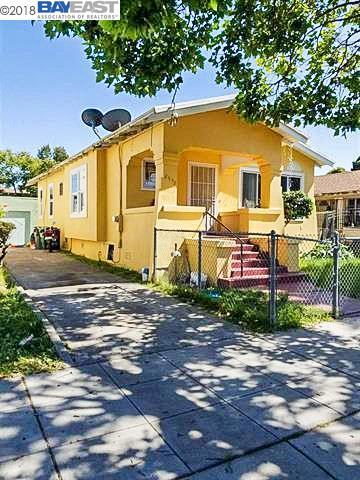 Частный односемейный дом для того Продажа на 2552 Havenscourt Blvd 2552 Havenscourt Blvd Oakland, Калифорния 94605 Соединенные Штаты
