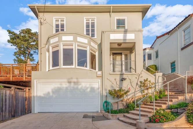 Casa Unifamiliar por un Venta en 6232 Rockwell Street 6232 Rockwell Street Oakland, California 94618 Estados Unidos