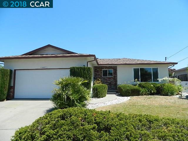 Single Family Home for Rent at 445 Diablo Way 445 Diablo Way Martinez, California 94553 United States