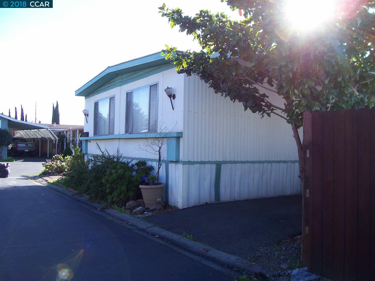 واحد منزل الأسرة للـ Sale في 161 Suez Drive 161 Suez Drive Pacheco, California 94553 United States