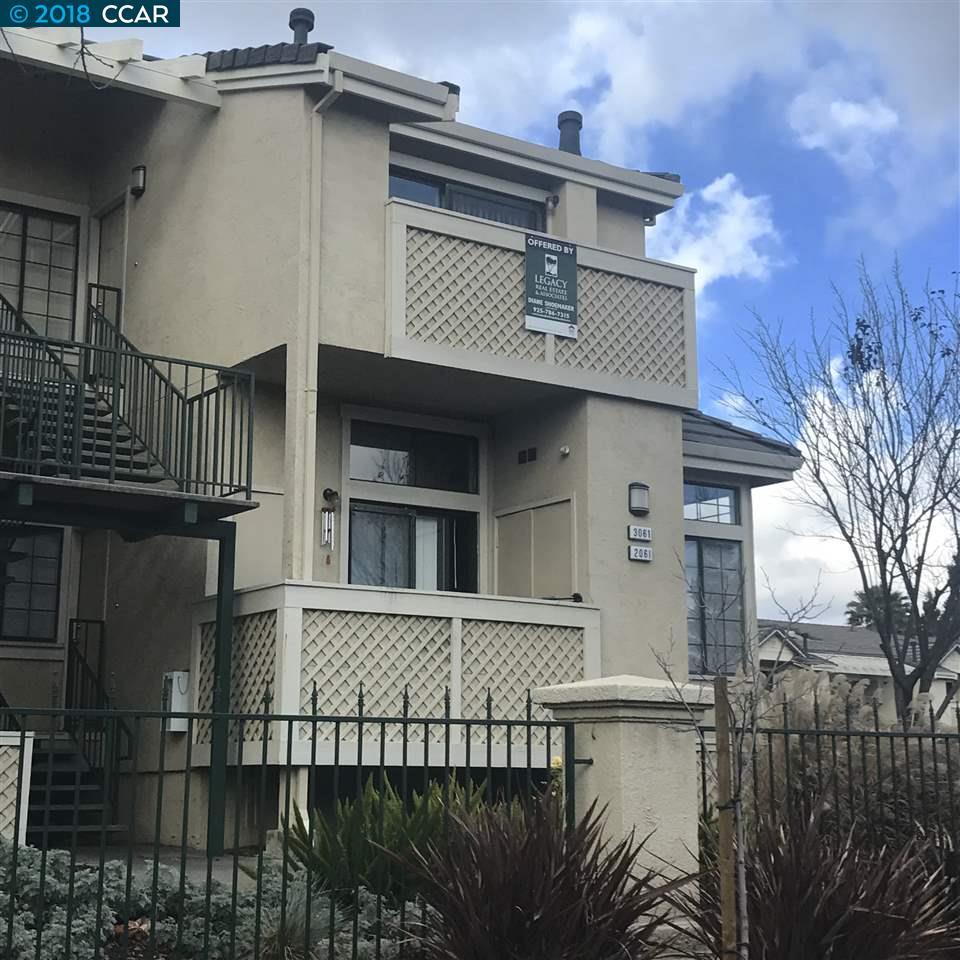 コンドミニアム のために 売買 アット 3061 Fostoria Circle 3061 Fostoria Circle Danville, カリフォルニア 94526 アメリカ合衆国